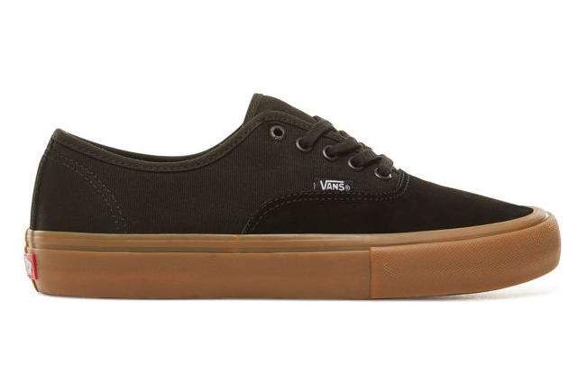 Chaussures Vans Authentic Pro Noir Marron