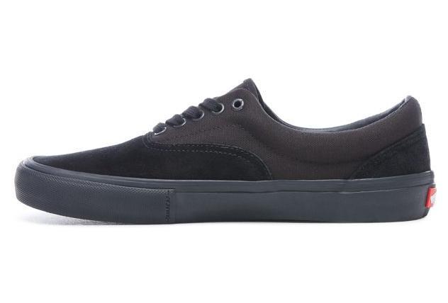 Vans Era Pro Blackout Schwarze Schuhe