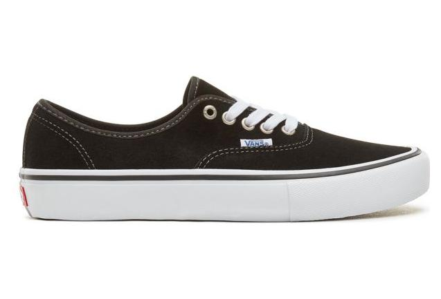 vans authentic noir et blanc
