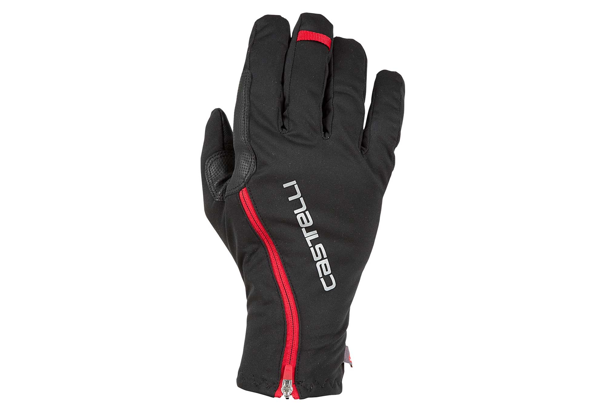 Castelli Spettacolo RoS Winter Gloves Black Red