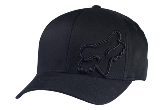 ef792d3c984cb Fox Flex 45 Flexfit Hat Black