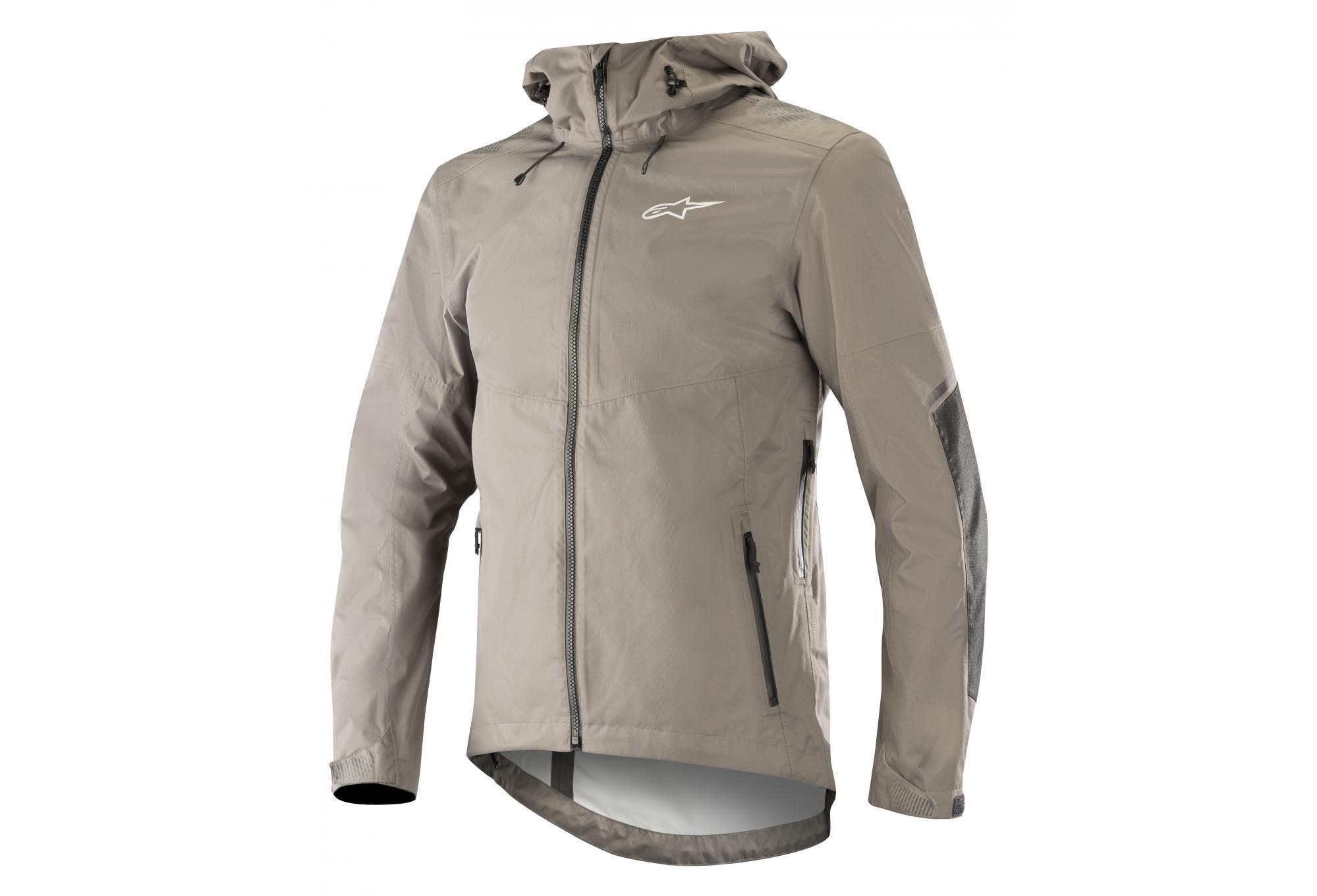 Provided Alpinestars Tahoe Waterproof Mens Cycling Shorts Grey Shorts
