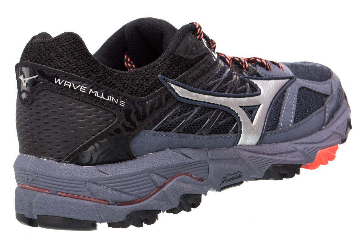 newest collection various design release info on Chaussures de Trail Femme Mizuno WAVE MUJIN 5 Bleu / Rouge ...
