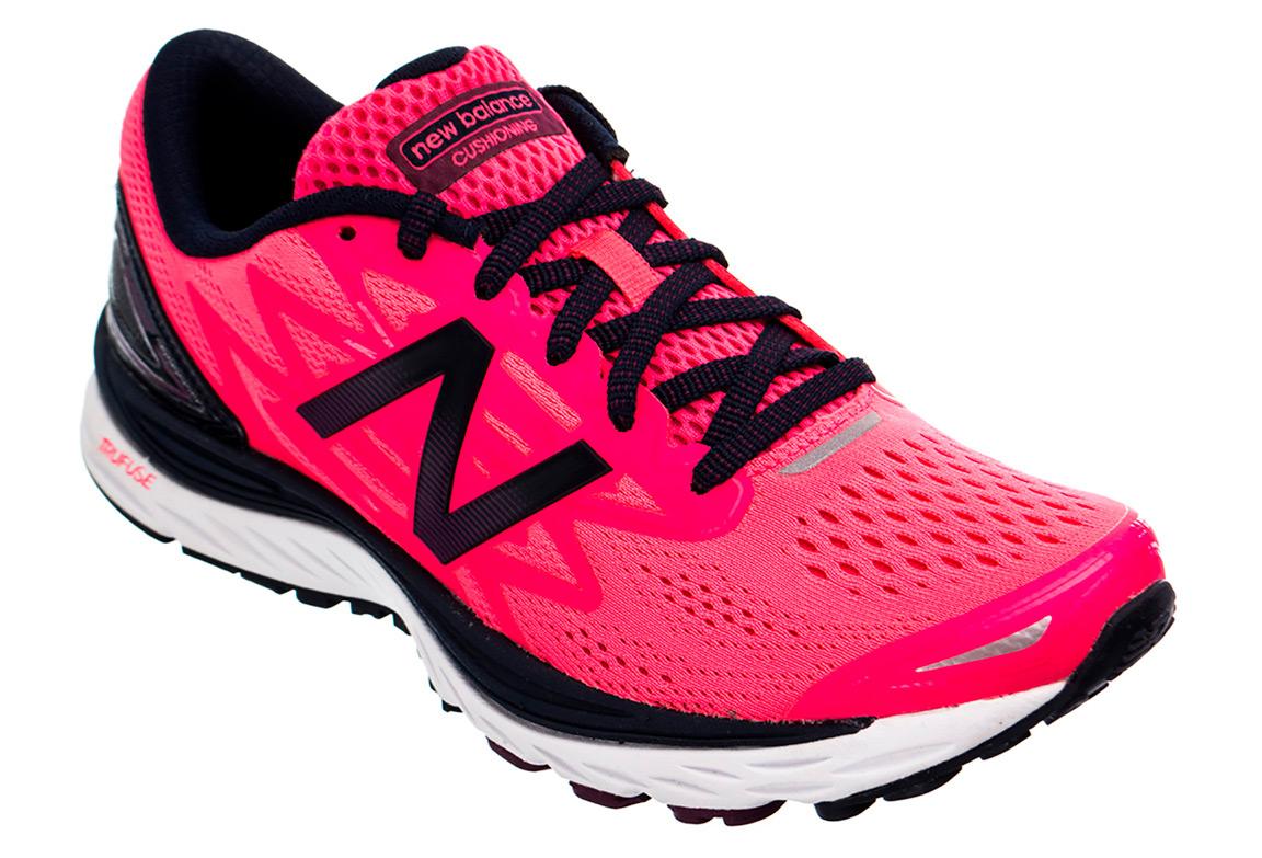 New Solvi De Running Chaussures Balance Rose Femme qtRfOH