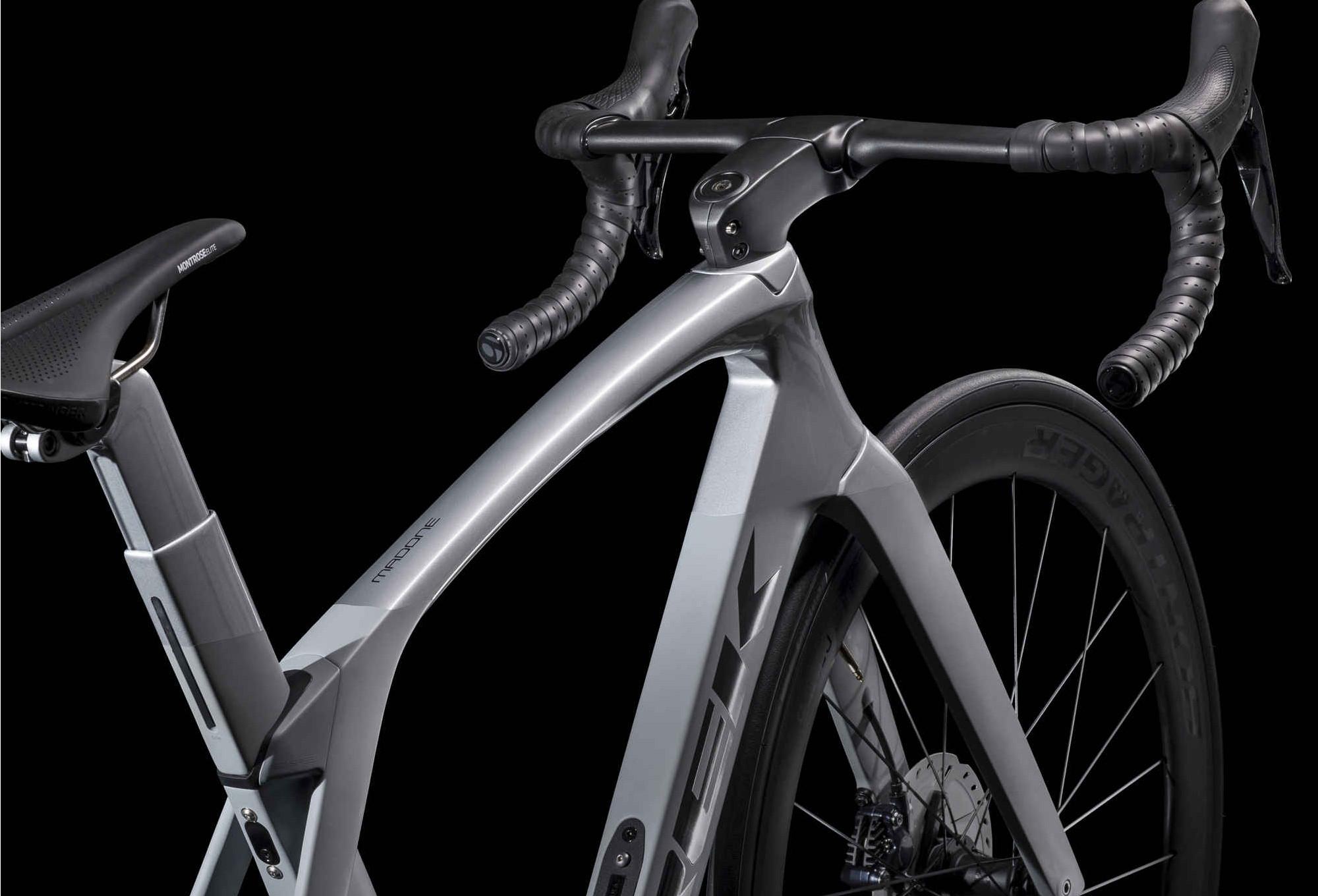Trek Madone SLR 6 Disc Road Bike 2019 Shimano Ultegra 11S Grey