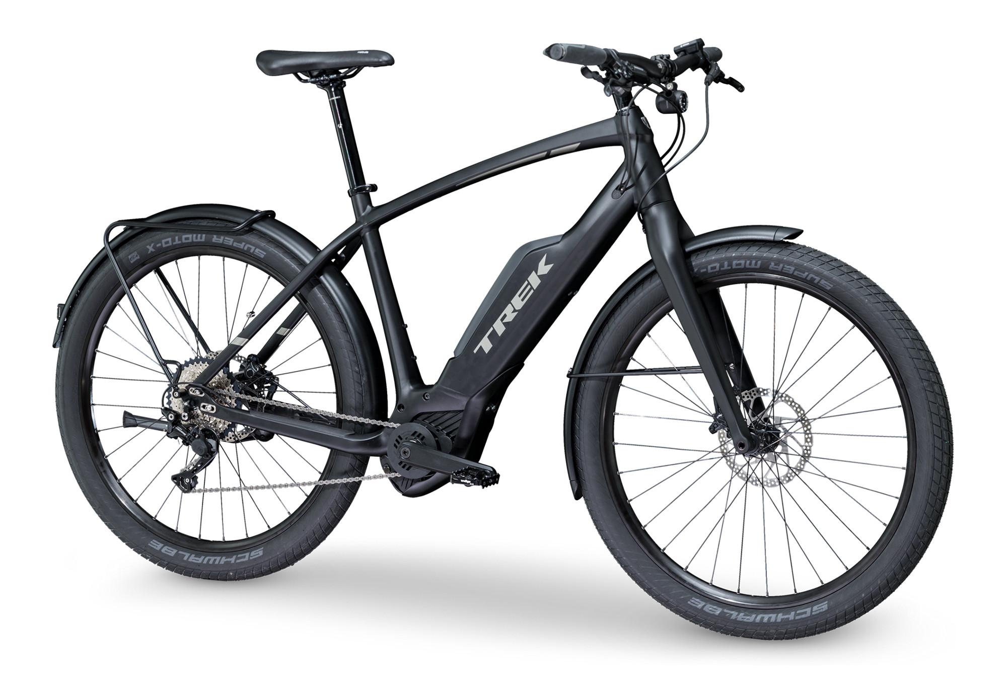 trek super commuter 7 hybrid urban bike shimano deore 10s. Black Bedroom Furniture Sets. Home Design Ideas