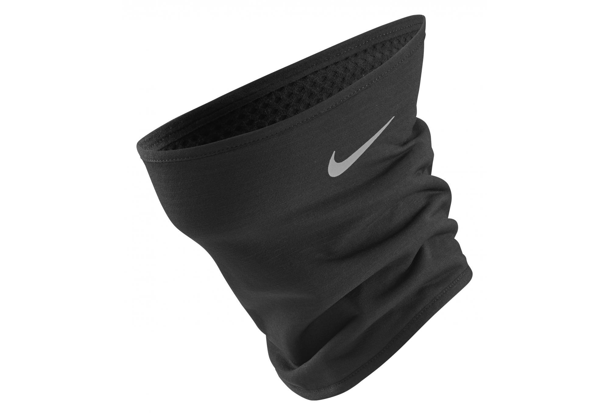 a254ed803b5 Nike Run Therma Sphere Neck Warmer Black