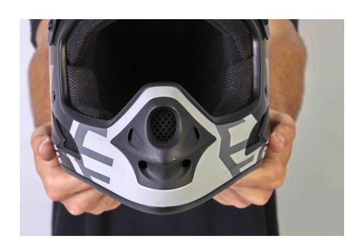 Evolve Integral Casco Storm Matte Black Alltricks Es