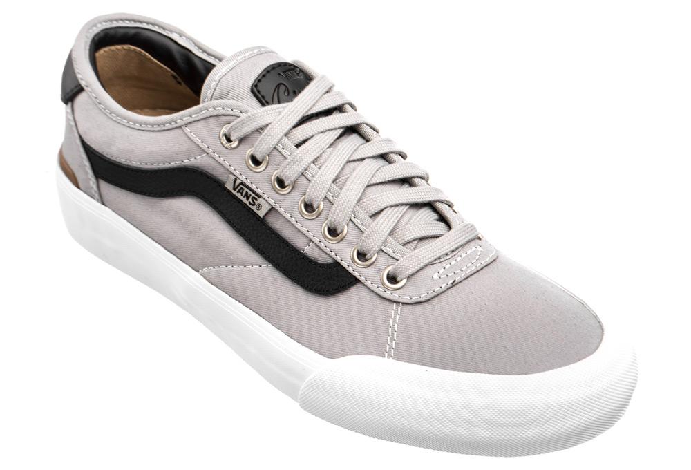 Vans Chaussures De Skate Chima Pro 2 Drizzle, Noir & Blanc