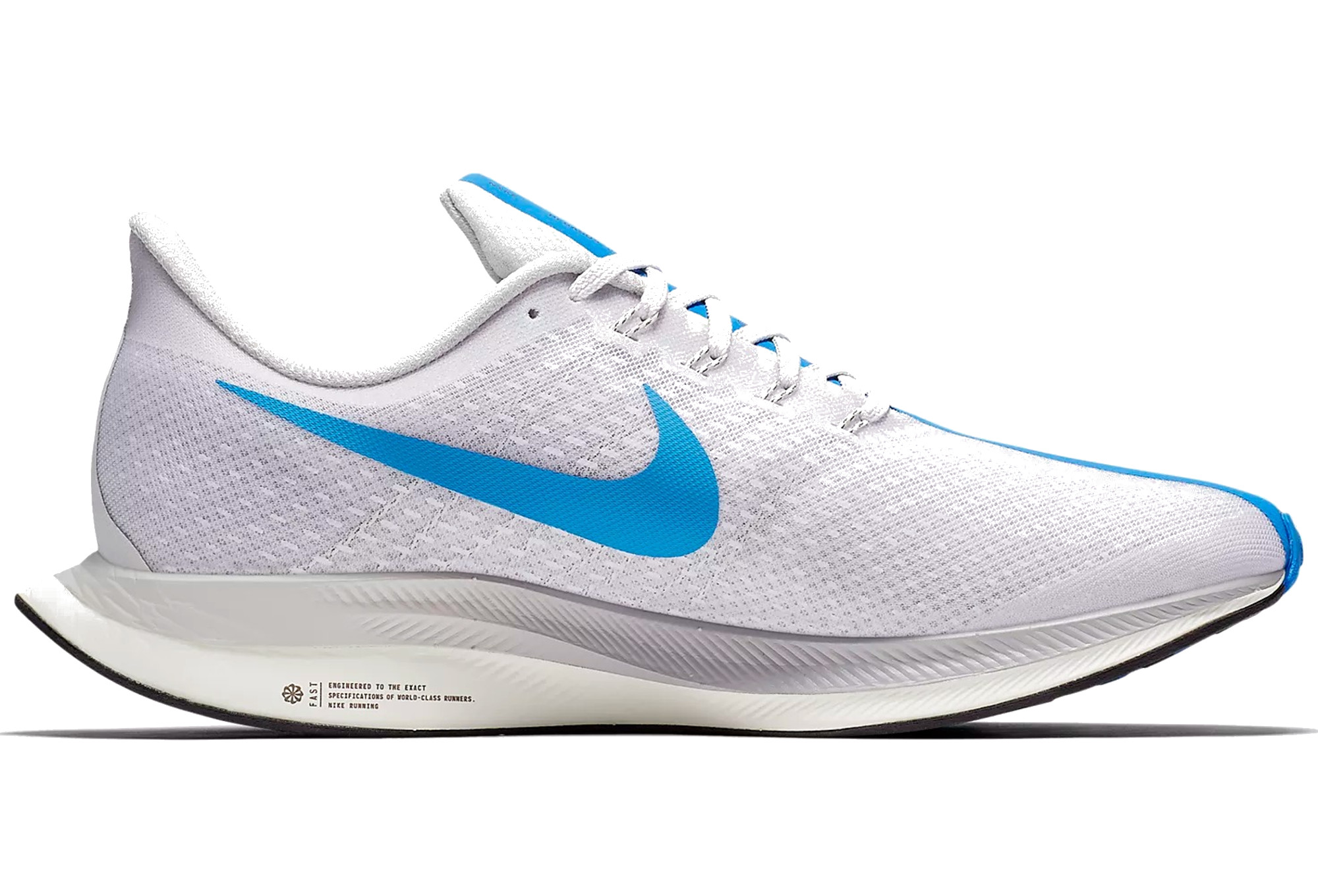 Nike White Zoom Pegasus Men Blue Shoes Turbo QtsCrdoxhB