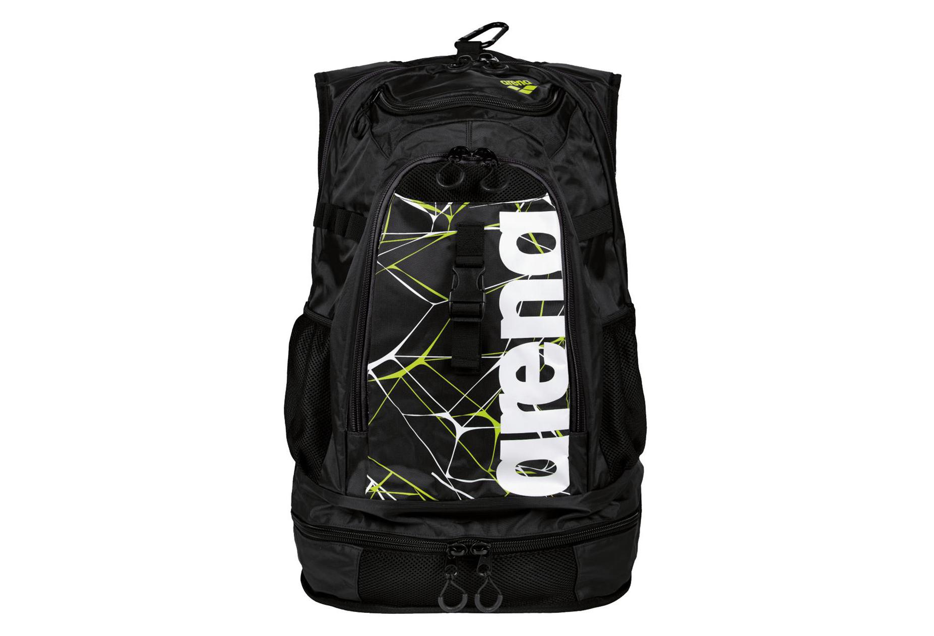 0ff44df5ca90 ARENA FASTPACK 2.1 Backpack Black Yellow