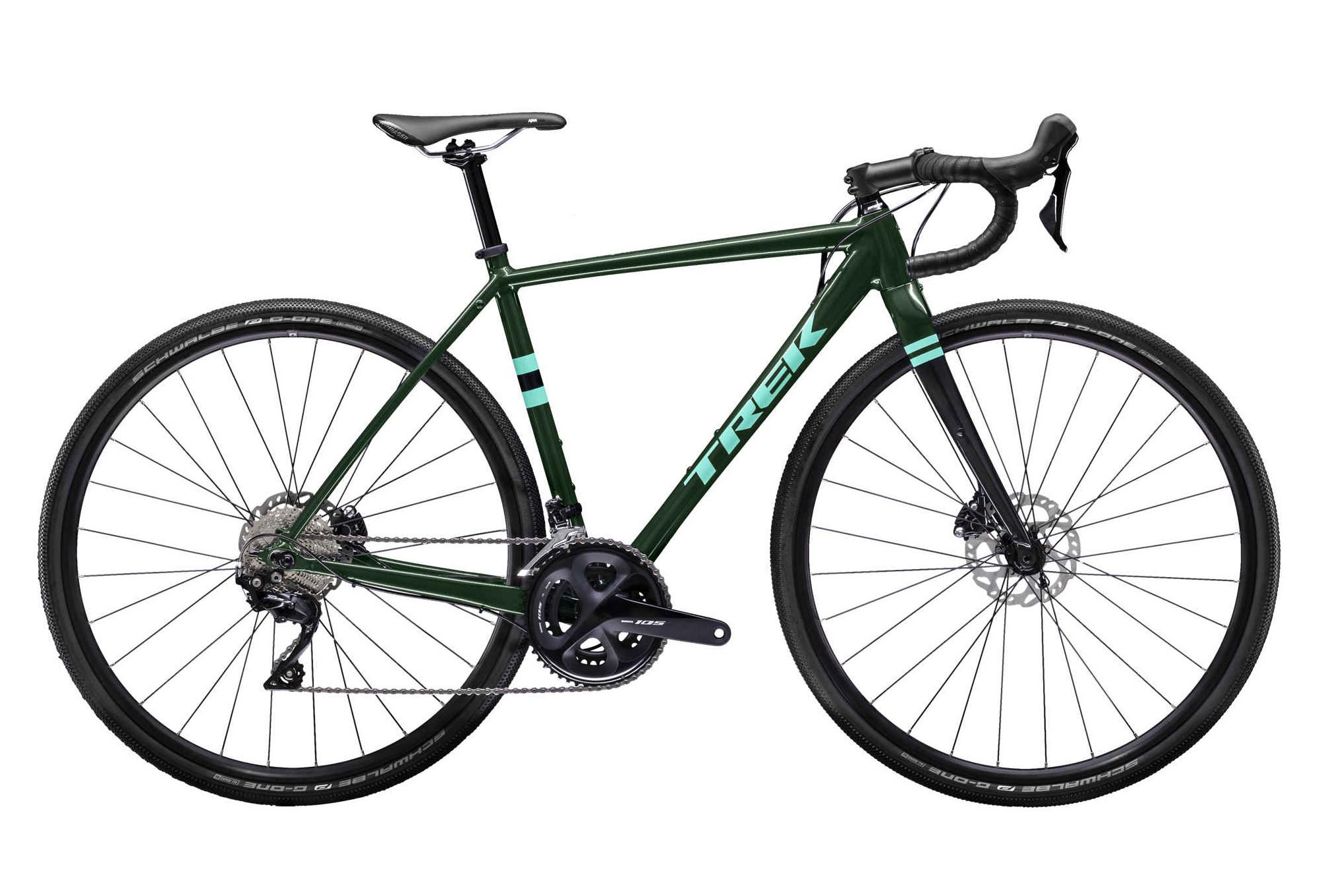 Trek Checkpoint ALR 5 Gravel Bike 2020 Shimano 105 11S Green