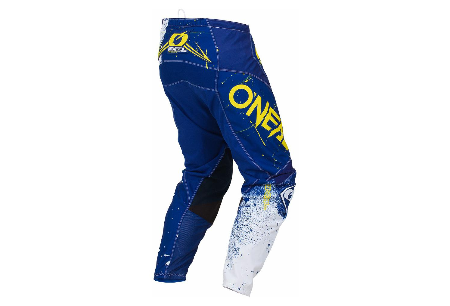 ONeal Mens Element Shred Pant Blue, 28 ,