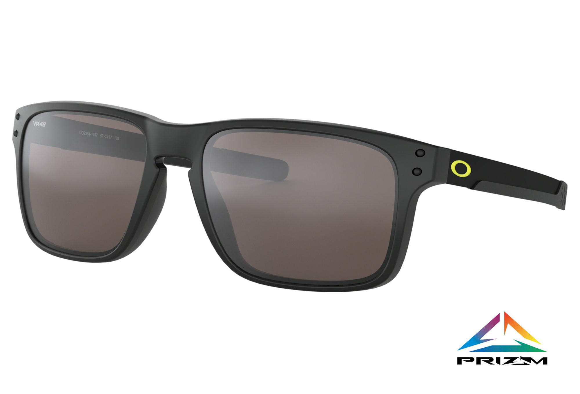 3543b940079 Oakley Holbrook Mix VR46 Glasses Matte Black   Prizm Black Polarized OO9384 -1457
