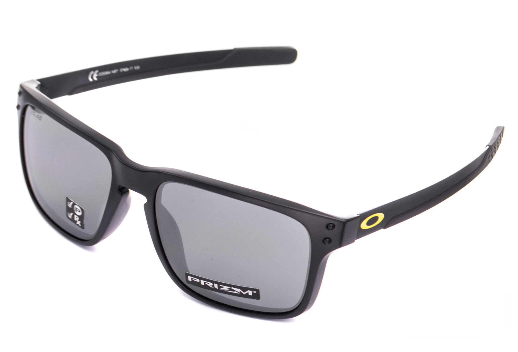 03c80f093b Oakley Holbrook Mix VR46 Glasses Matte Black   Prizm Black Polarized  OO9384-1457