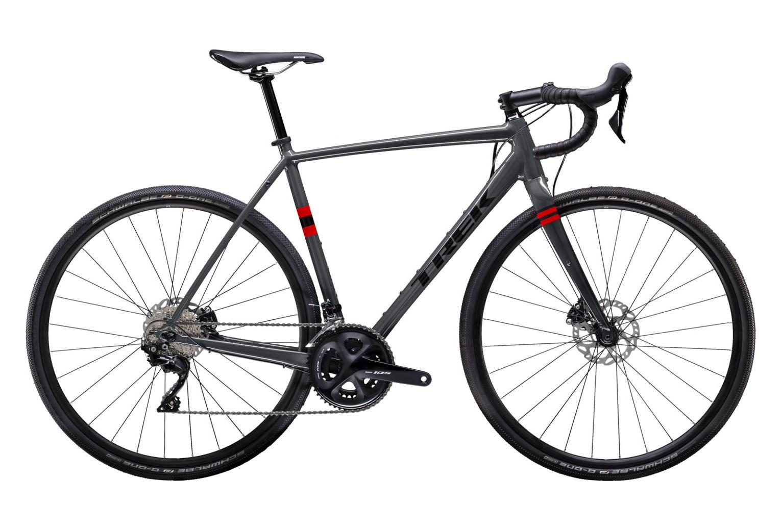 Trek Checkpoint ALR 5 Gravel Bike Shimano 105 11S 2019 Grey