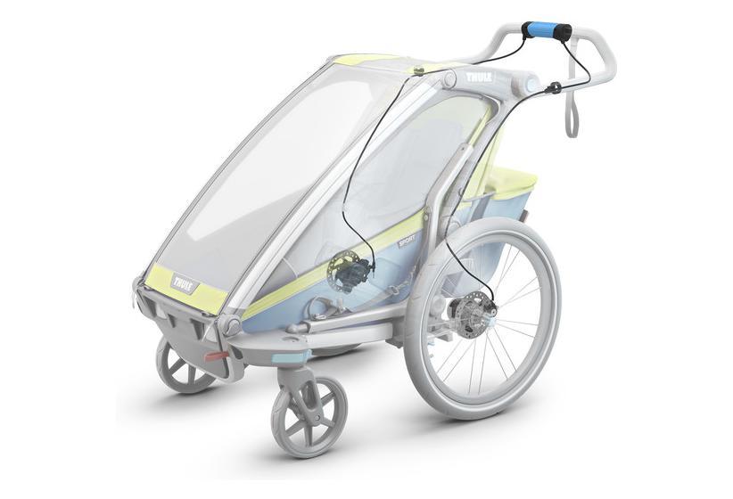 Thule Chariot Sport 2 Kids Trailer Blue Yellow Alltricks Com