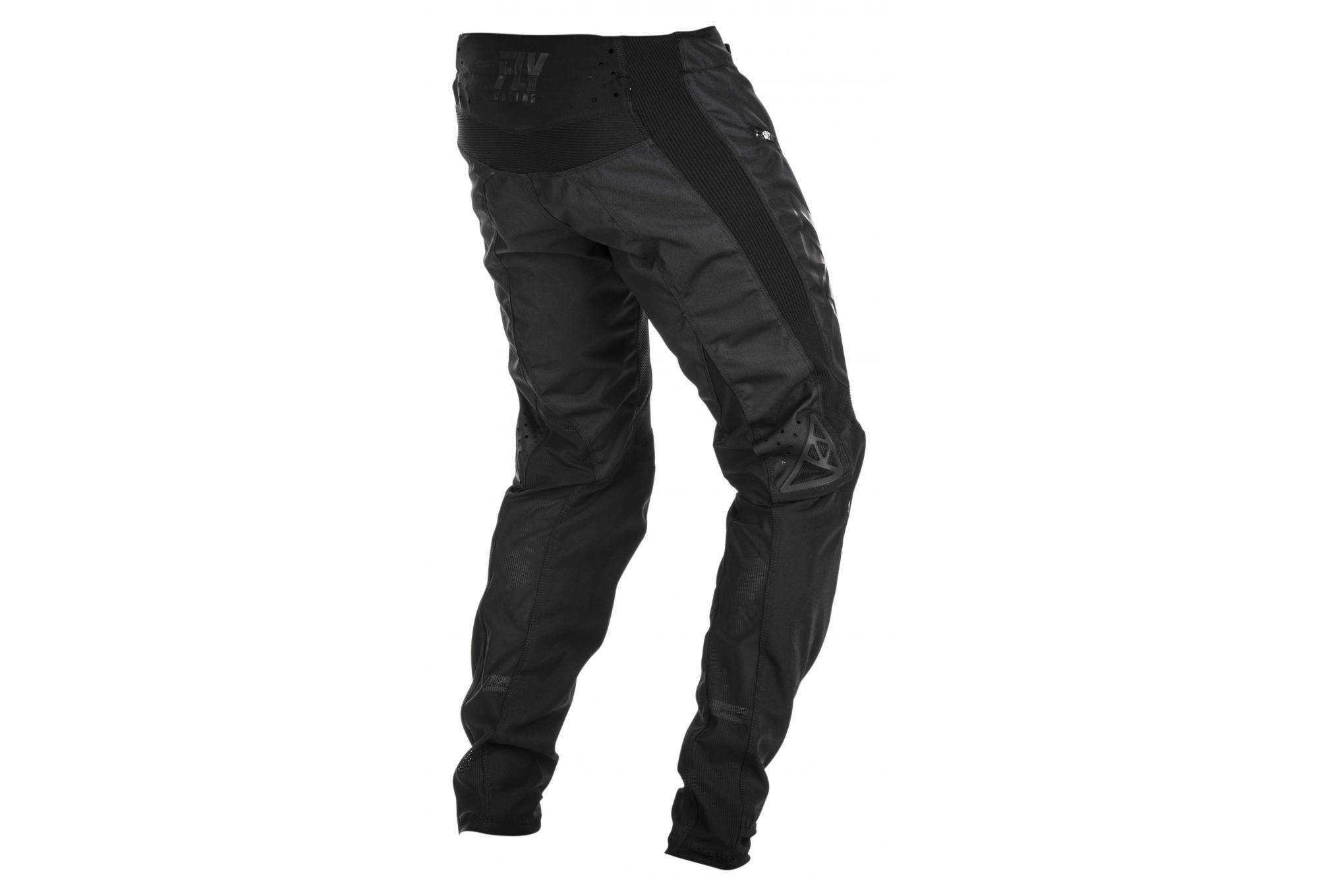 Fly Racing Kinetic Shield Pant Black Size 30