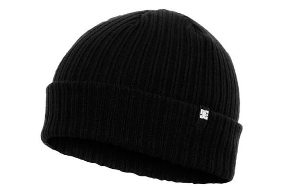 0a285d6bacdb2 Bonnet DC Shoes Fish N Destroy Noir | Alltricks.fr