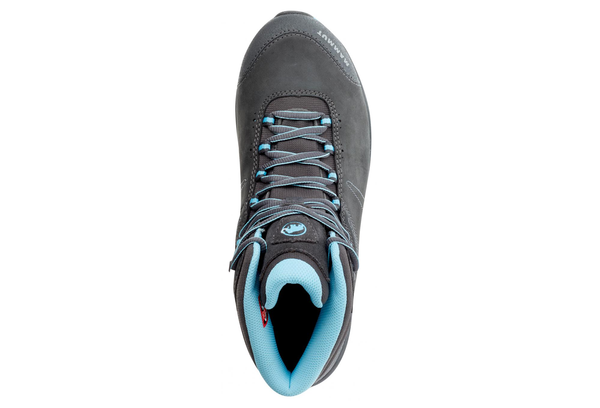 fashion styles best sell another chance Mammut Nova Mid III GTX Women's Hiking Shoes Grey Blue | Alltricks.com