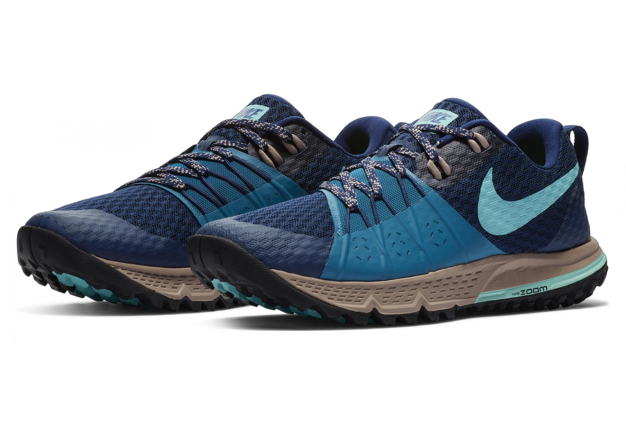 Wildhorse Zoom Nike Blau Schuhe Damen Air 4 9eEbDIYWH2