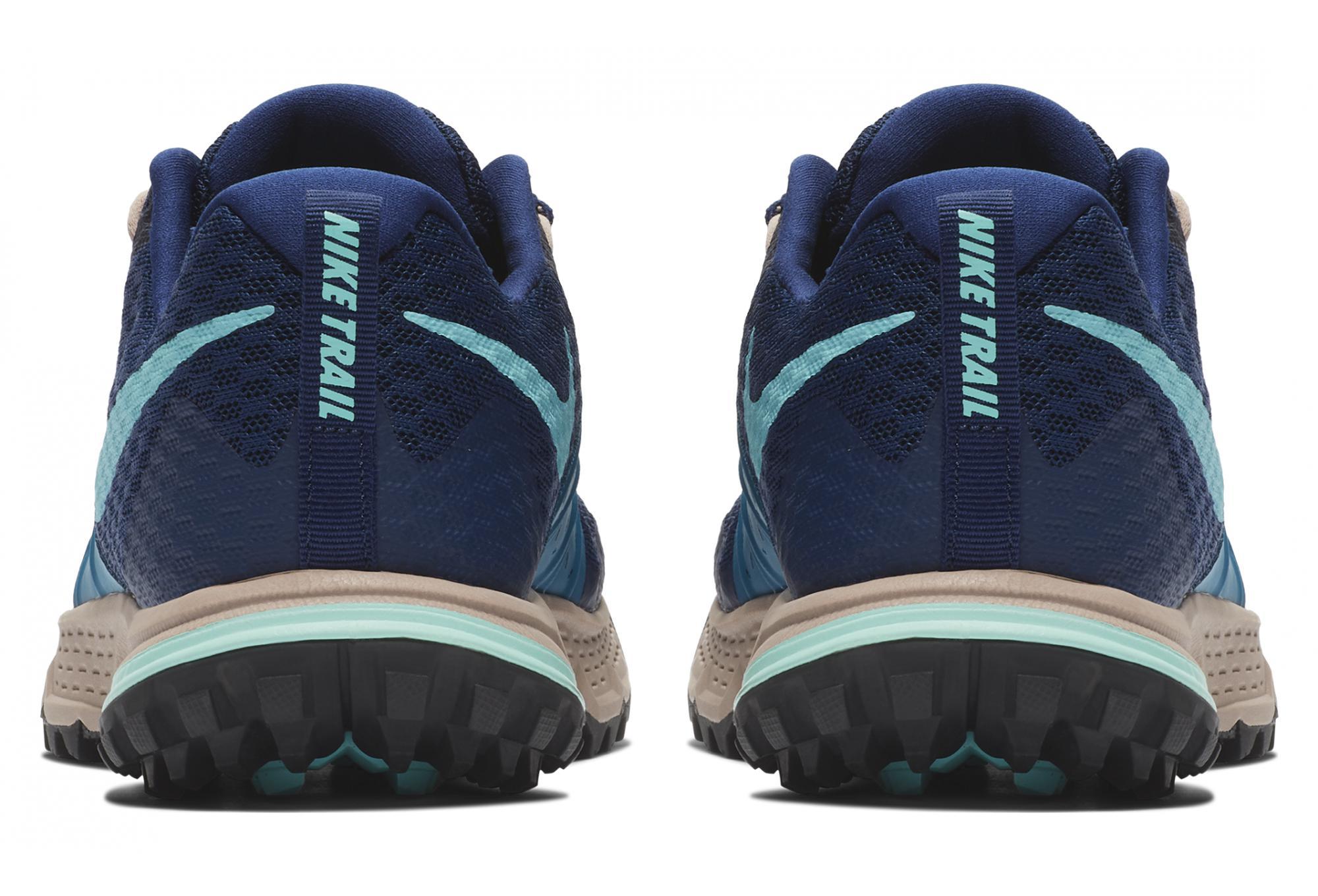 sells los angeles classic Nike Air Zoom Wildhorse 4 Shoes Women Blue | Alltricks.com