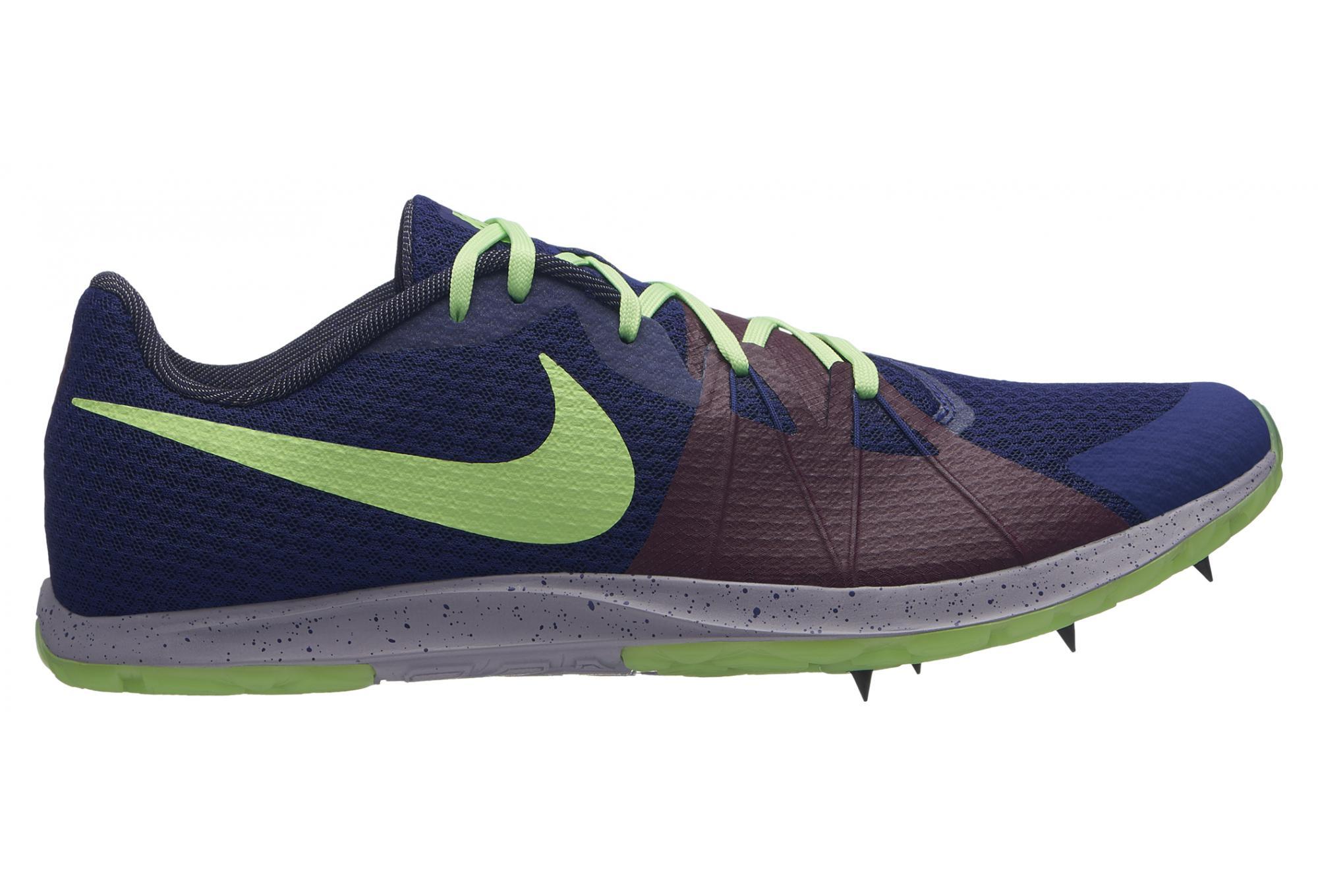 Bleu D'athlétisme Xc Zoom Vert Rival Chaussures Nike wZqFxvq