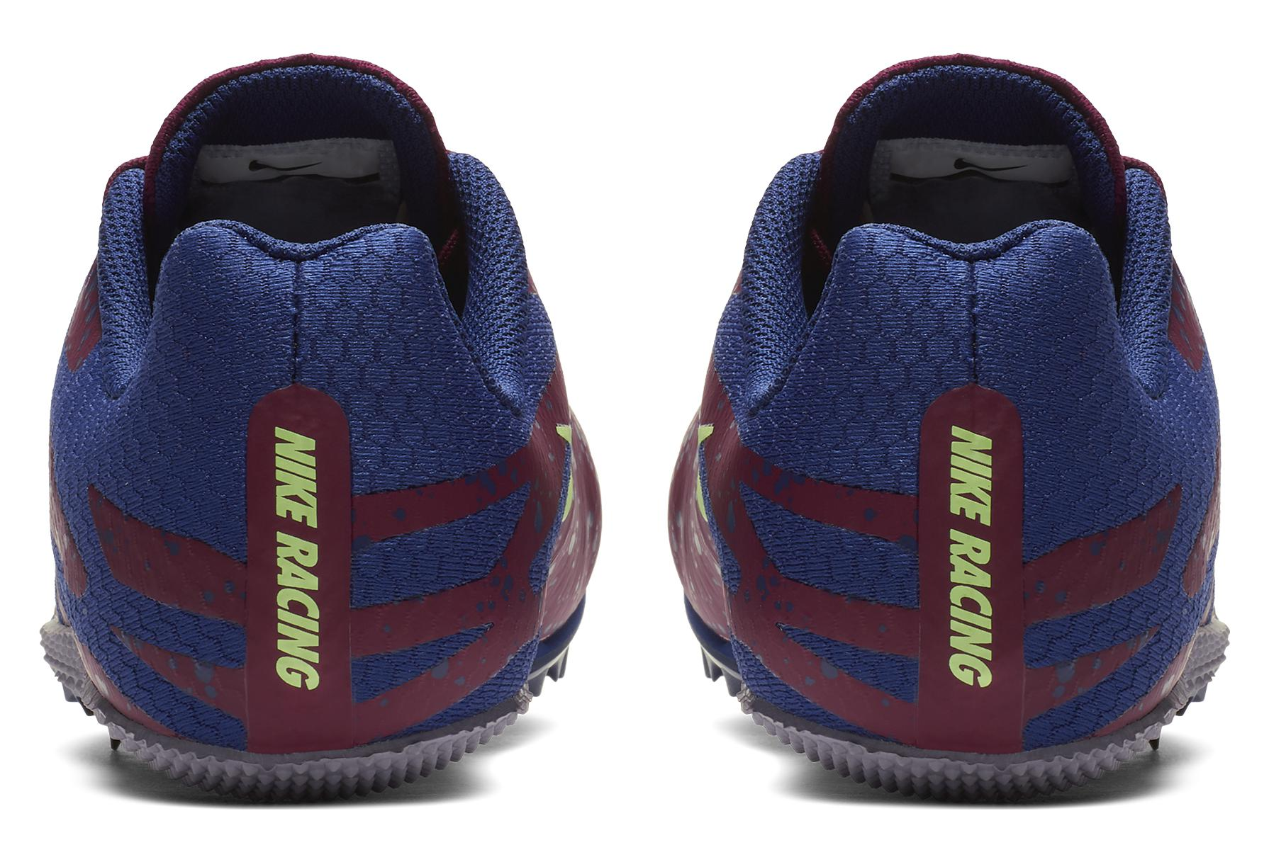 huge selection of 72cda 38f3d Chaussures d Athlétisme Nike Zoom Rival S 9 Rouge   Bleu