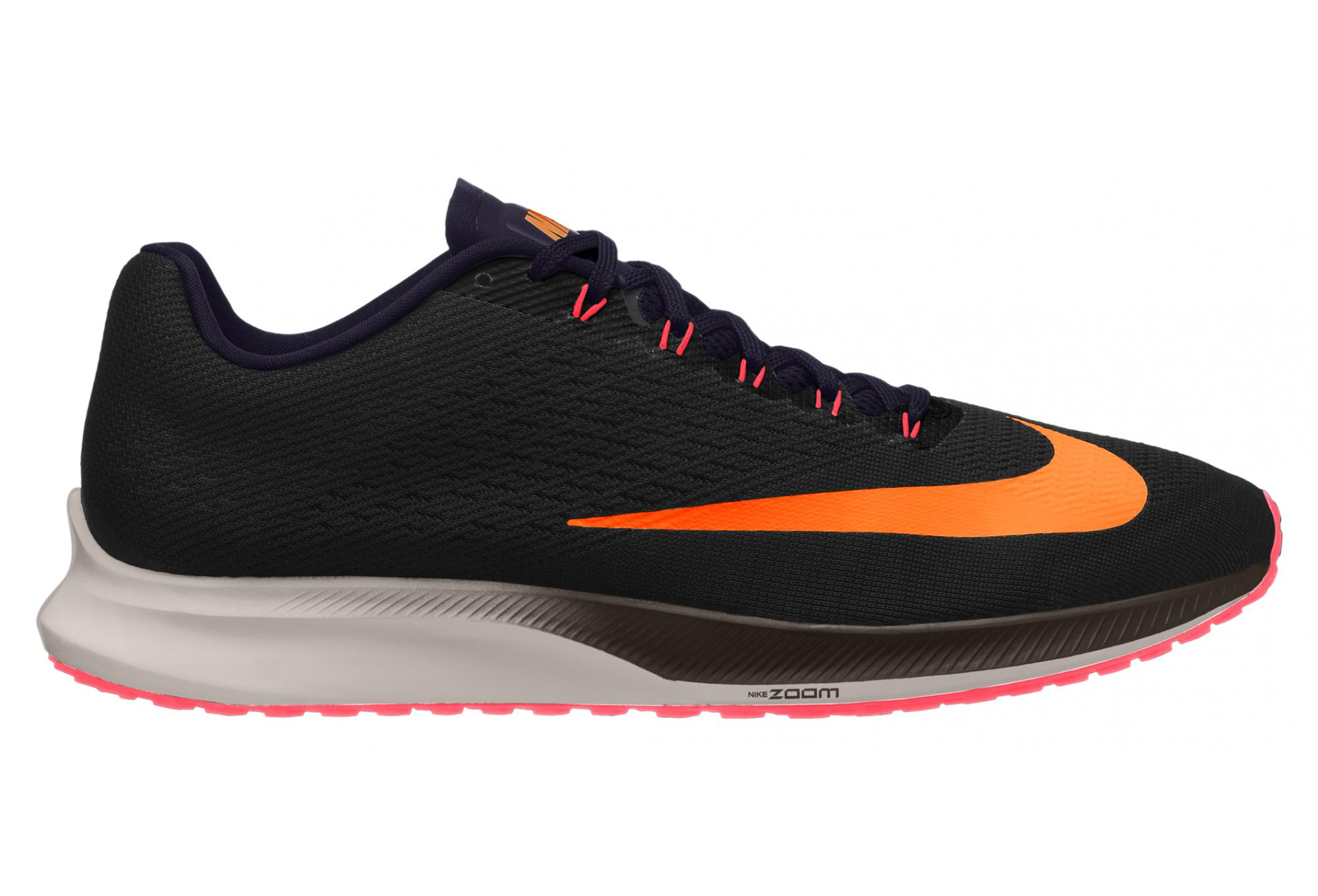 Nike Air Zoom Elite 10 Shoes Black Orange Pink  dbc4f07ce