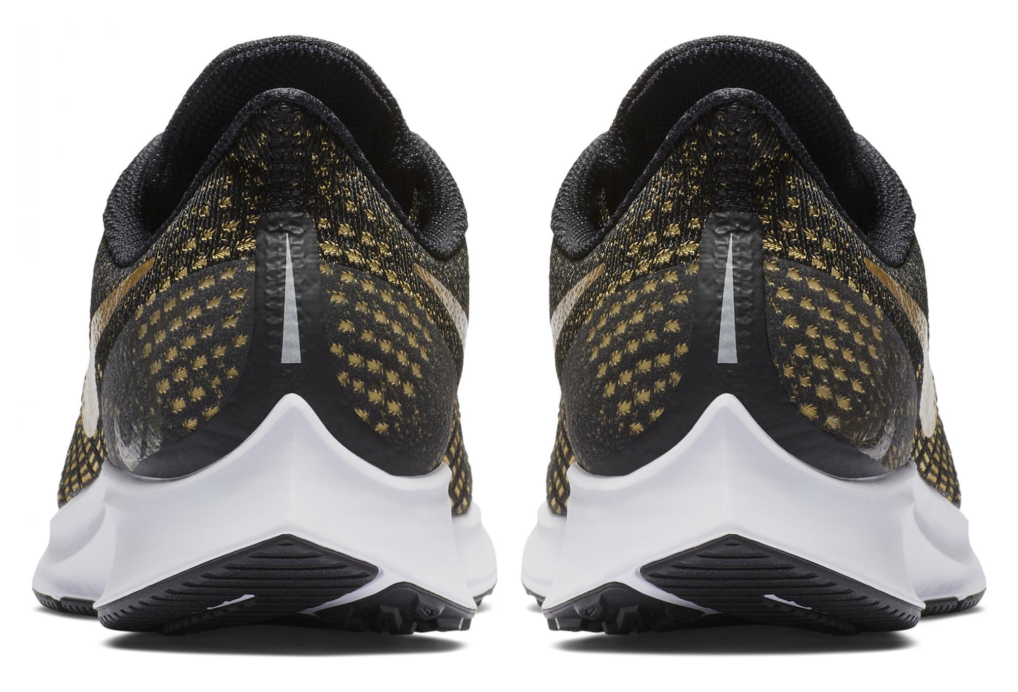 35 Nike Air Chaussures De Running Zoom Or Noir Femme Pegasus qF0tI