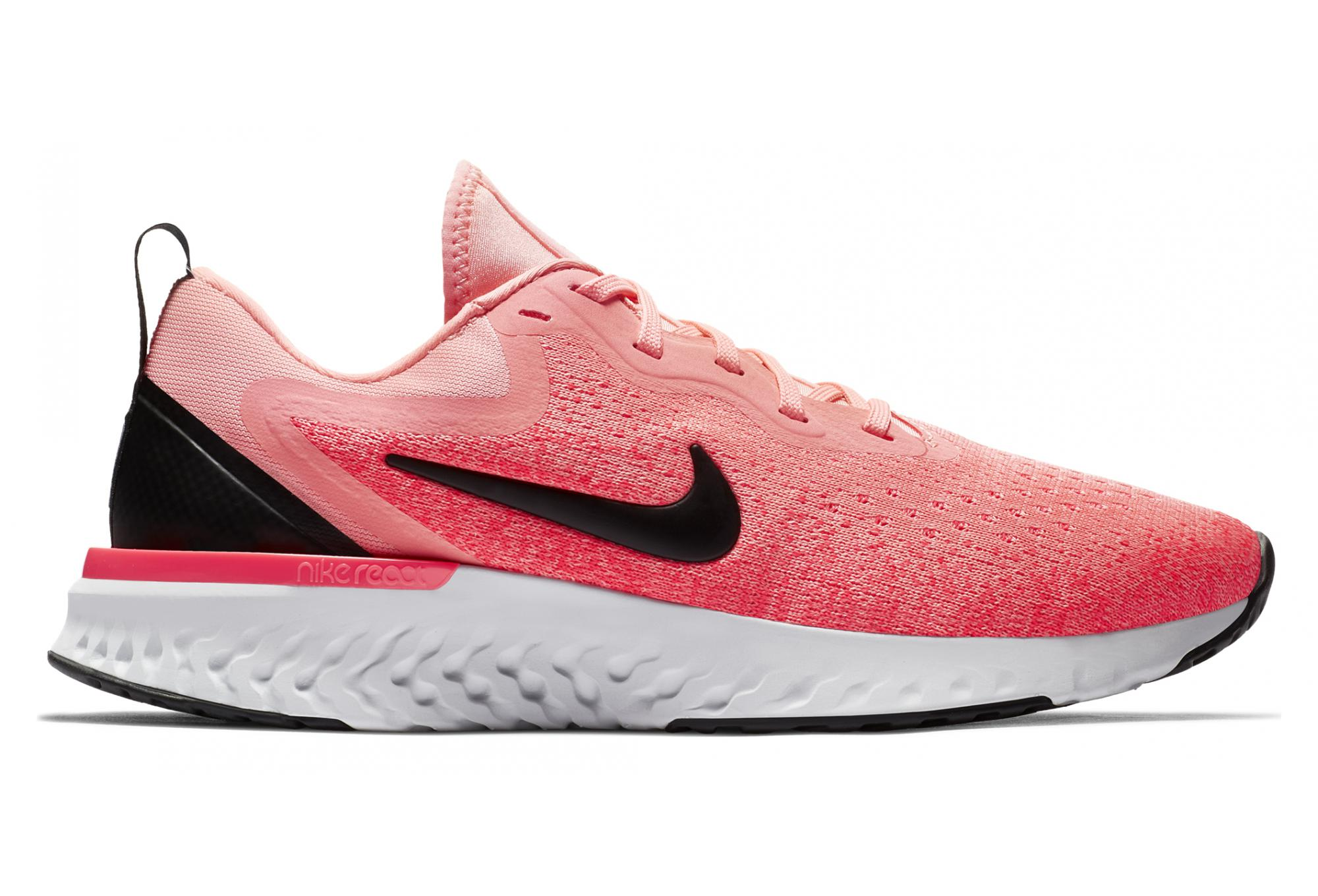 3558b7fc9910 Nike Odyssey React Women s Shoes Pink