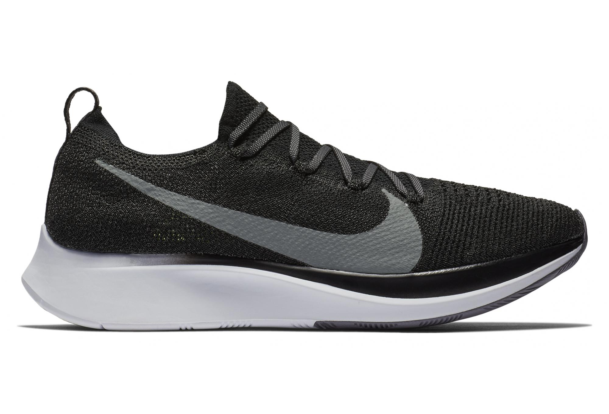 code promo 12f34 c3973 Nike Zoom Fly Flyknit Shoes Black Men