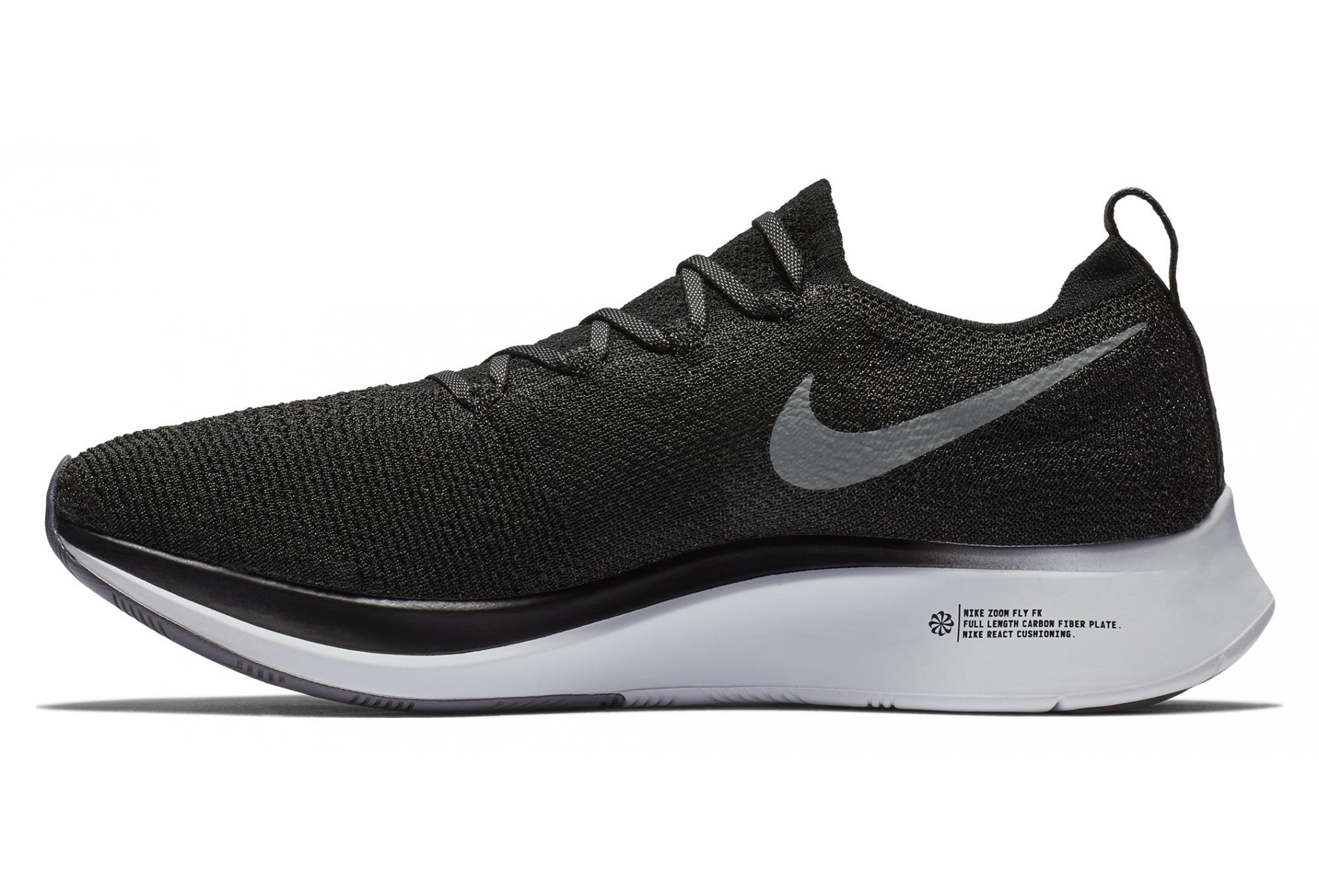 best website ecb41 72594 Chaussures de Running Nike Zoom Fly Flyknit Noir