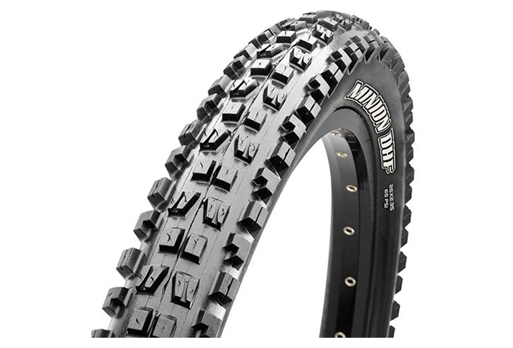 Pneu D été >> Pneu Vtt Maxxis Minion Dhf 26 Tubetype Souple Single Compound