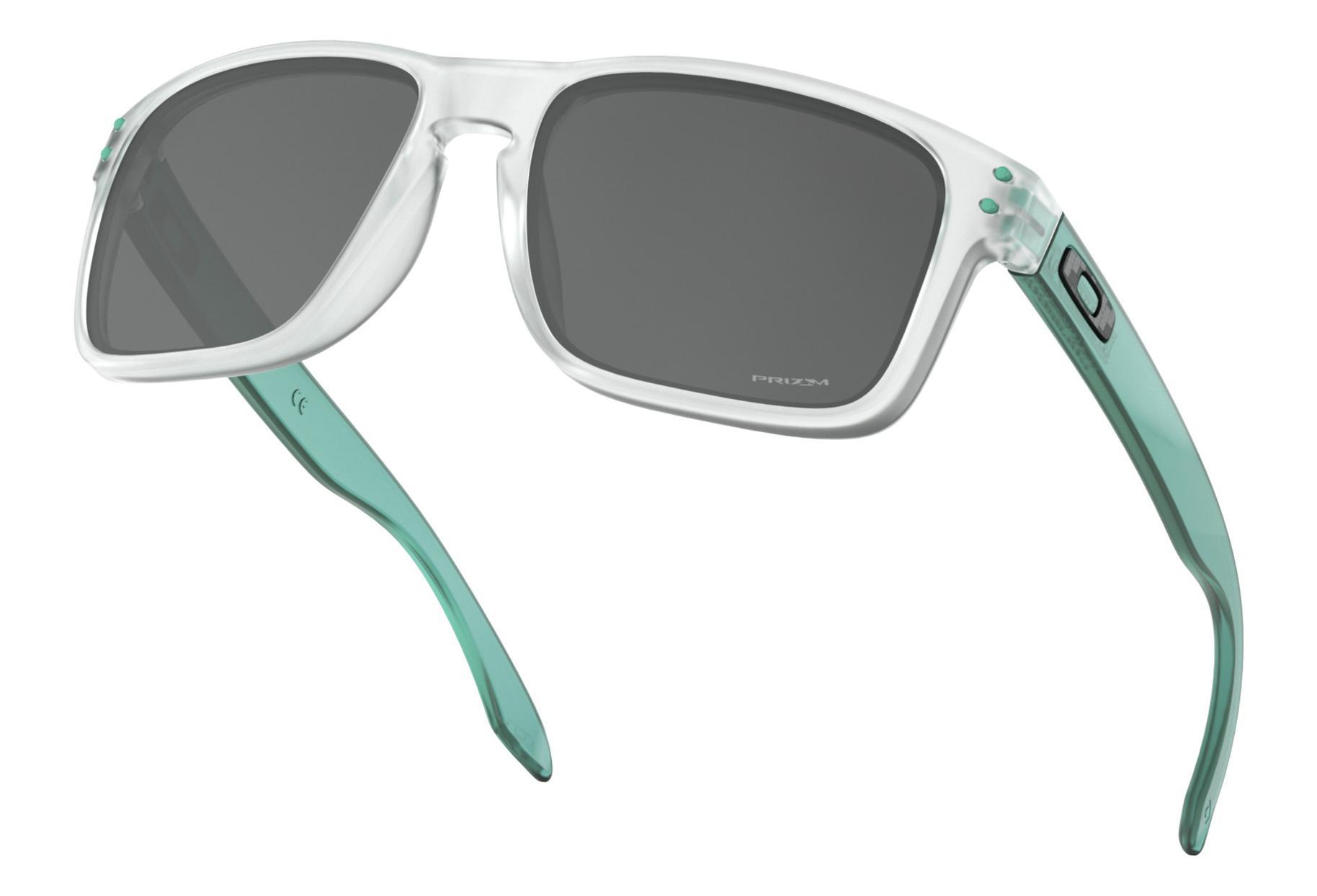 Oakley Sunglasses Crystal Pop Holbrook Crystal Clear   Prizm Black   Ref.  OO9102-H655 a7c468e8cf5e