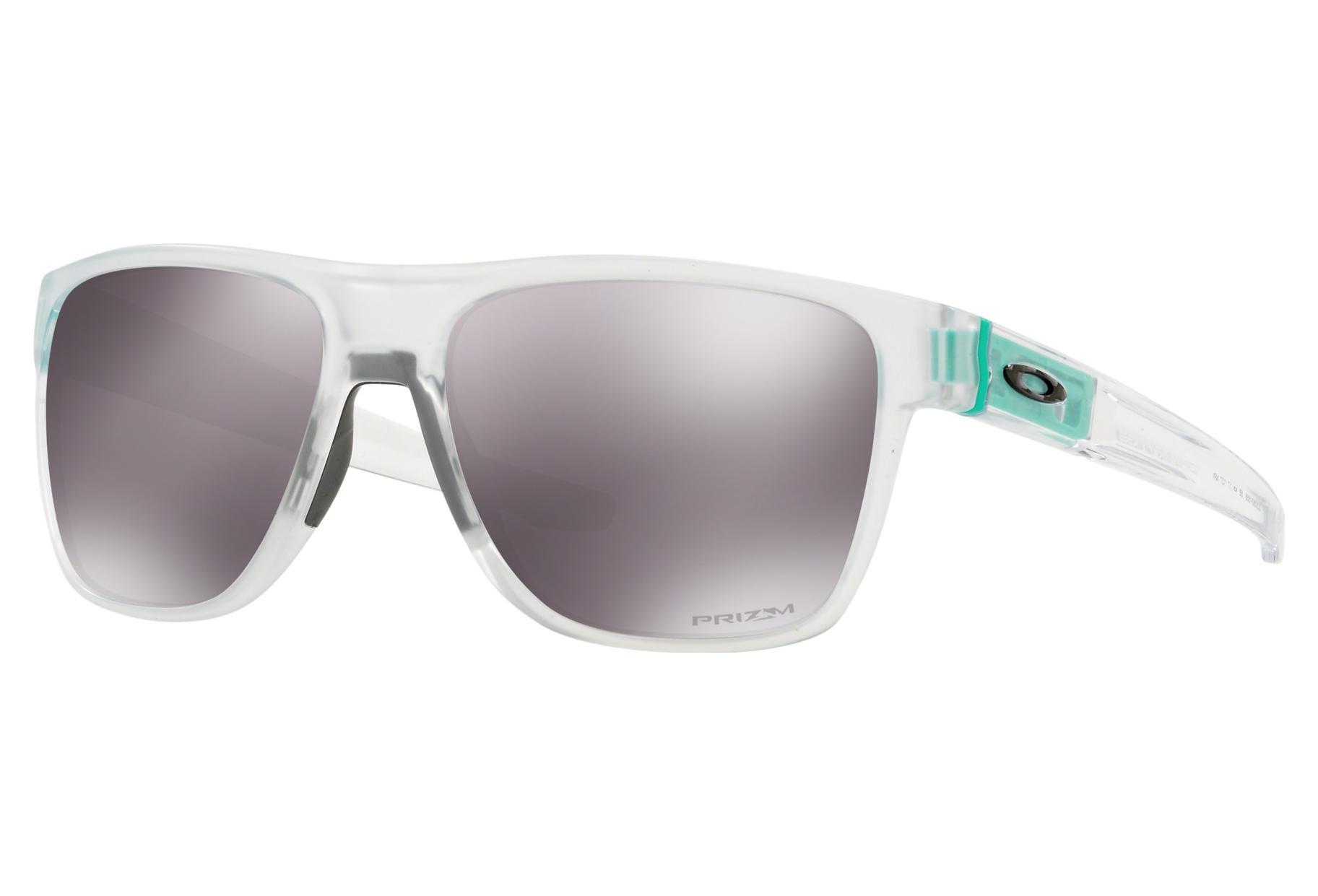 Oakley Sunglasses Crossrange XL Crystal Clear   Prizm Black   Ref.  OO9360-1958 750995c4f595