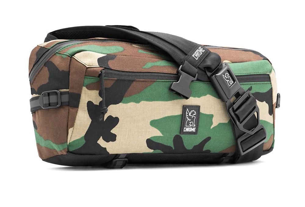 Chrome Kadet Messenger Bag Camo