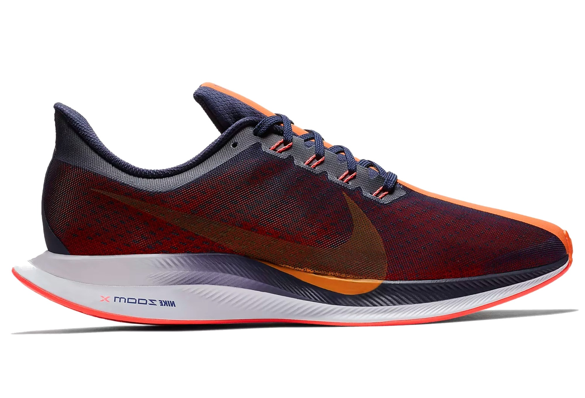 b719e553175ba Nike Shoes Zoom Pegasus Turbo Blue Purple Orange Men