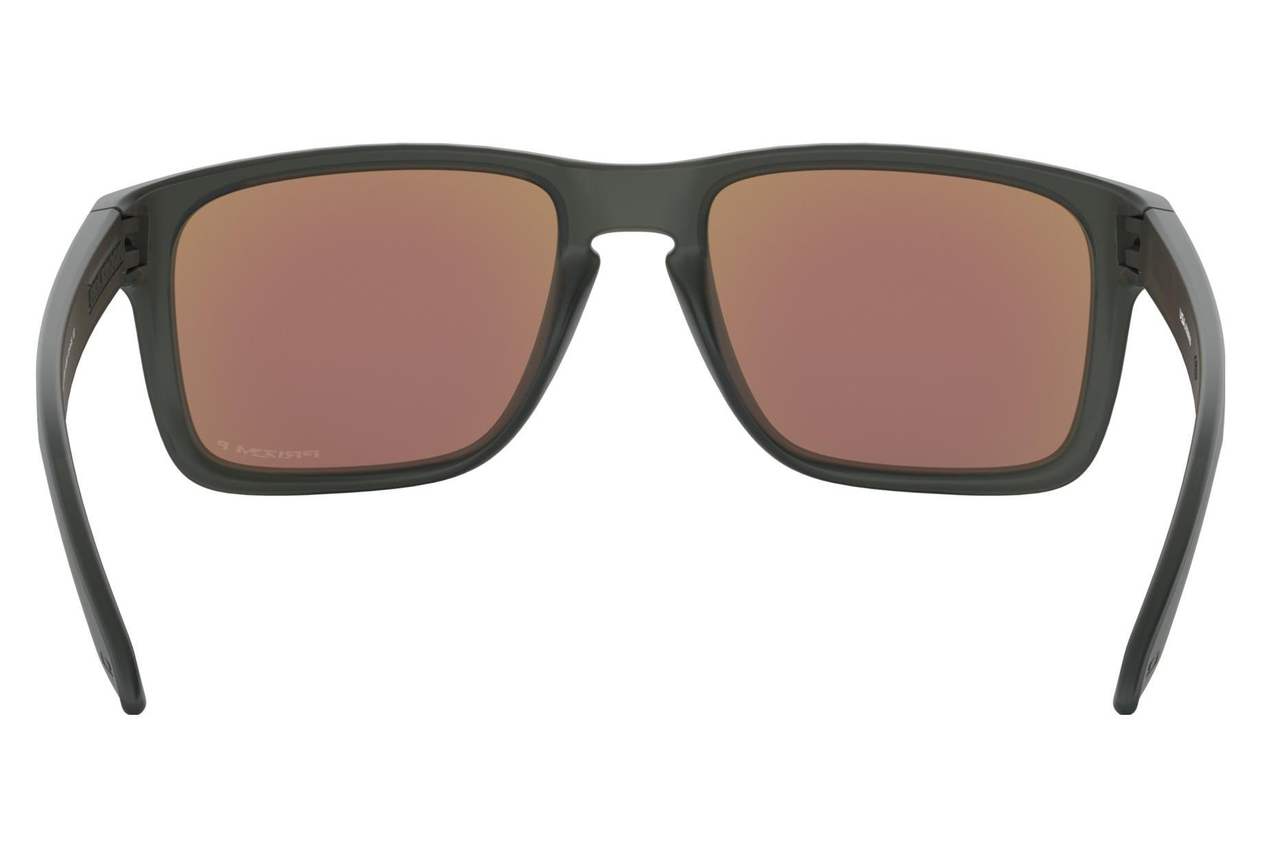 c087a6a6cc Oakley Sunglasses Holbrook XL Prizm Sapphire Polarized Collection Gray Smoke    Prizm Sapphire Polarized   Ref