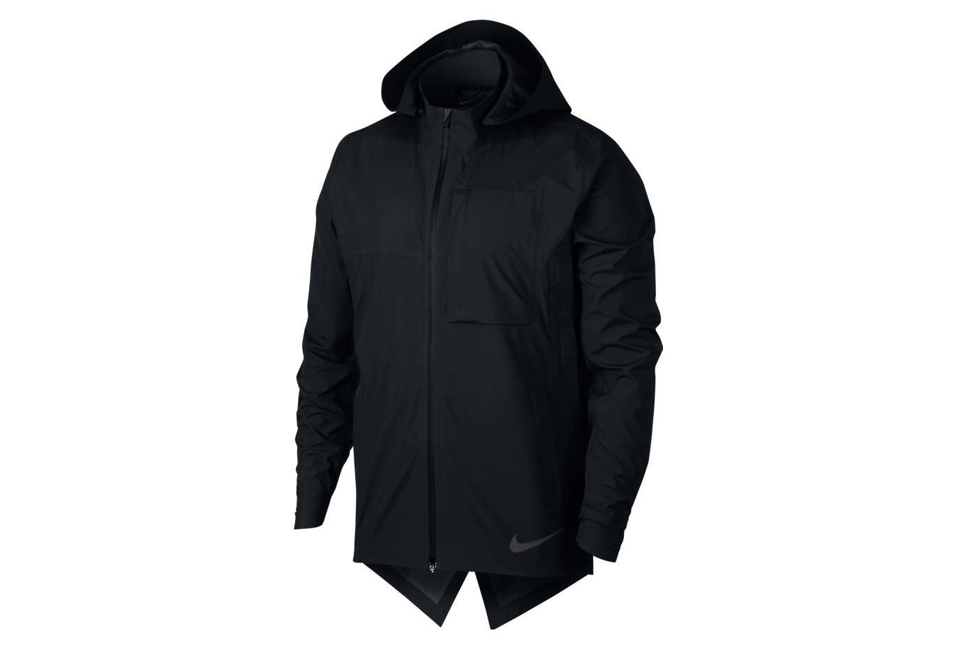 39d259e54a8b Nike Aeroshield Waterproof Jacket Black
