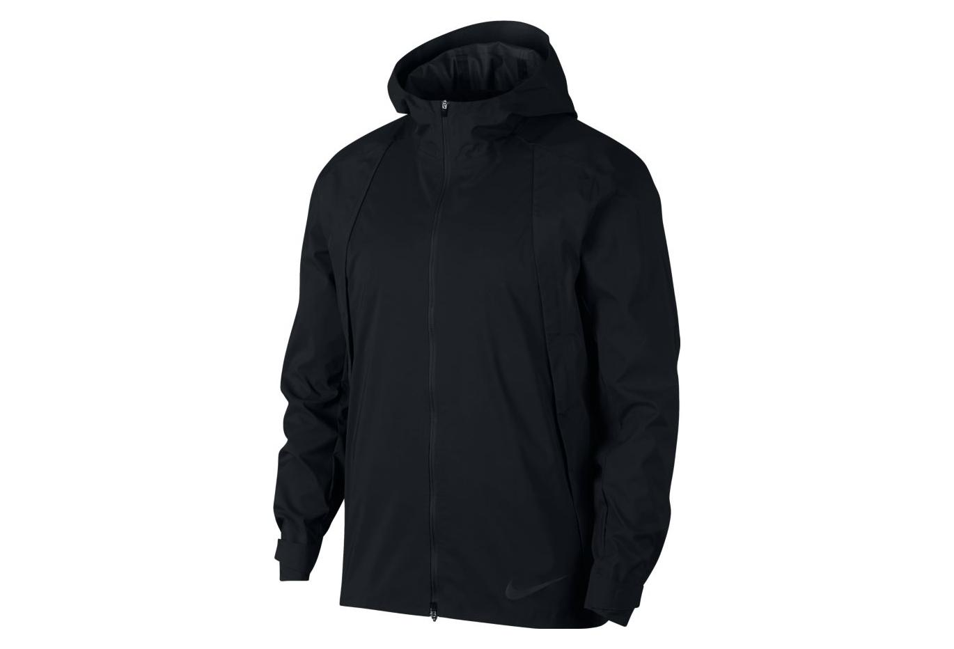 Nike Zonal AeroShield Water Repellent Jacket Black