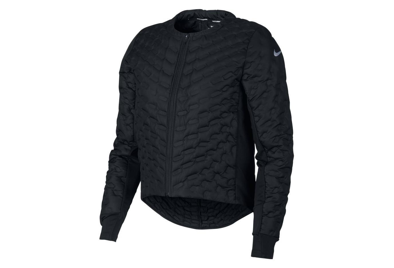 Nike AeroLoft Women's Thermal Zip Jacket Black