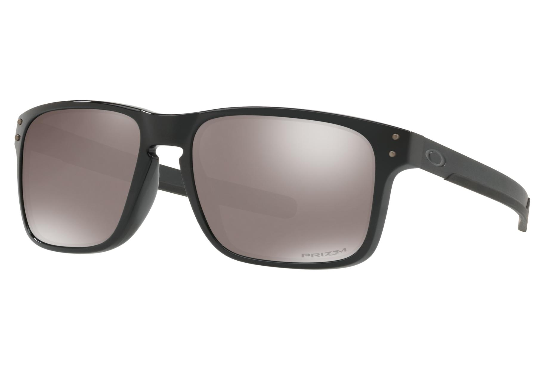 f8f89e71c8 Oakley Sunglasses Holbrook Mix Prizm Black   Polished Black Polarized    Ref. OO9384-0657