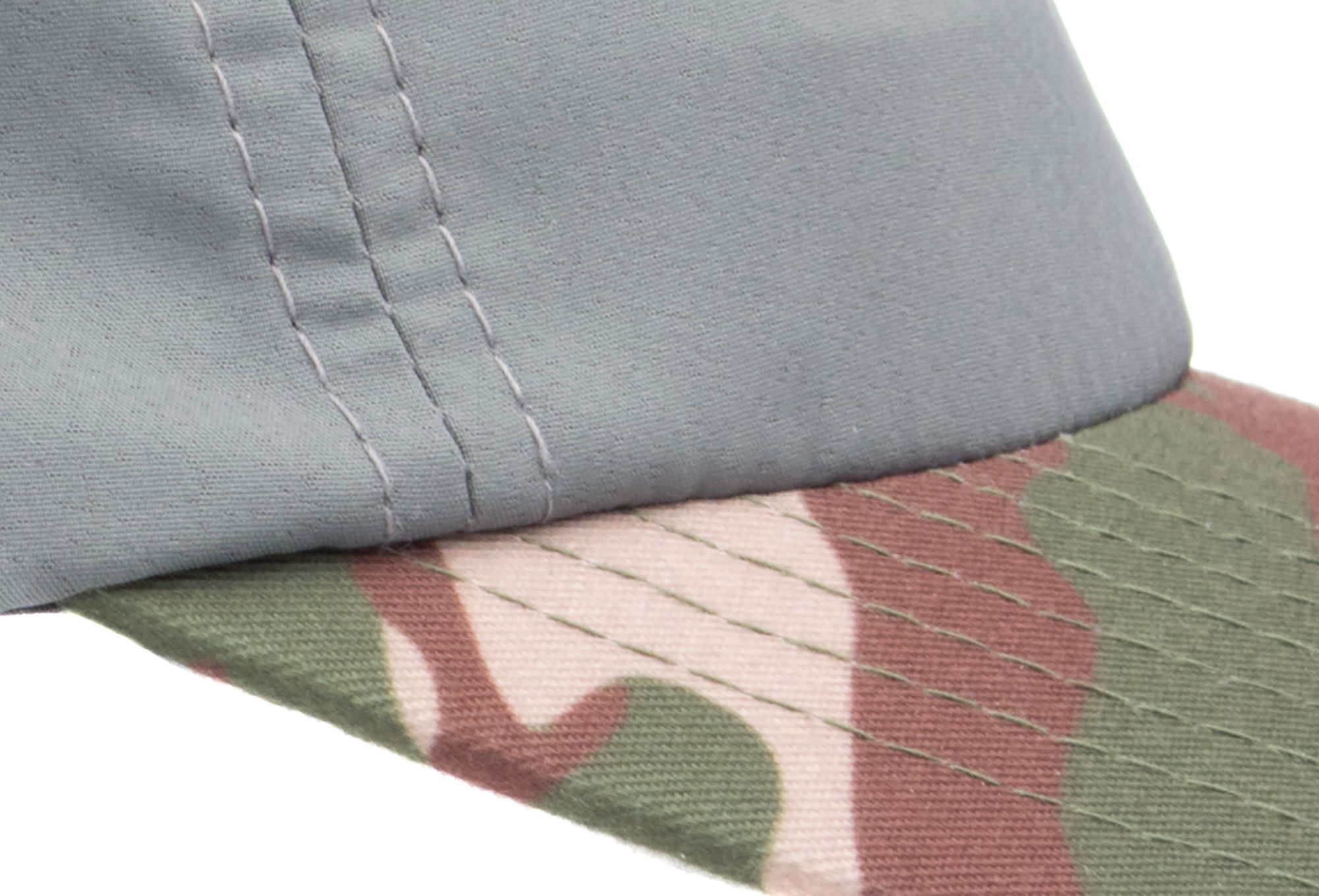 Oakley Cap 6 Panel Military Hat Forged Iron / Camo