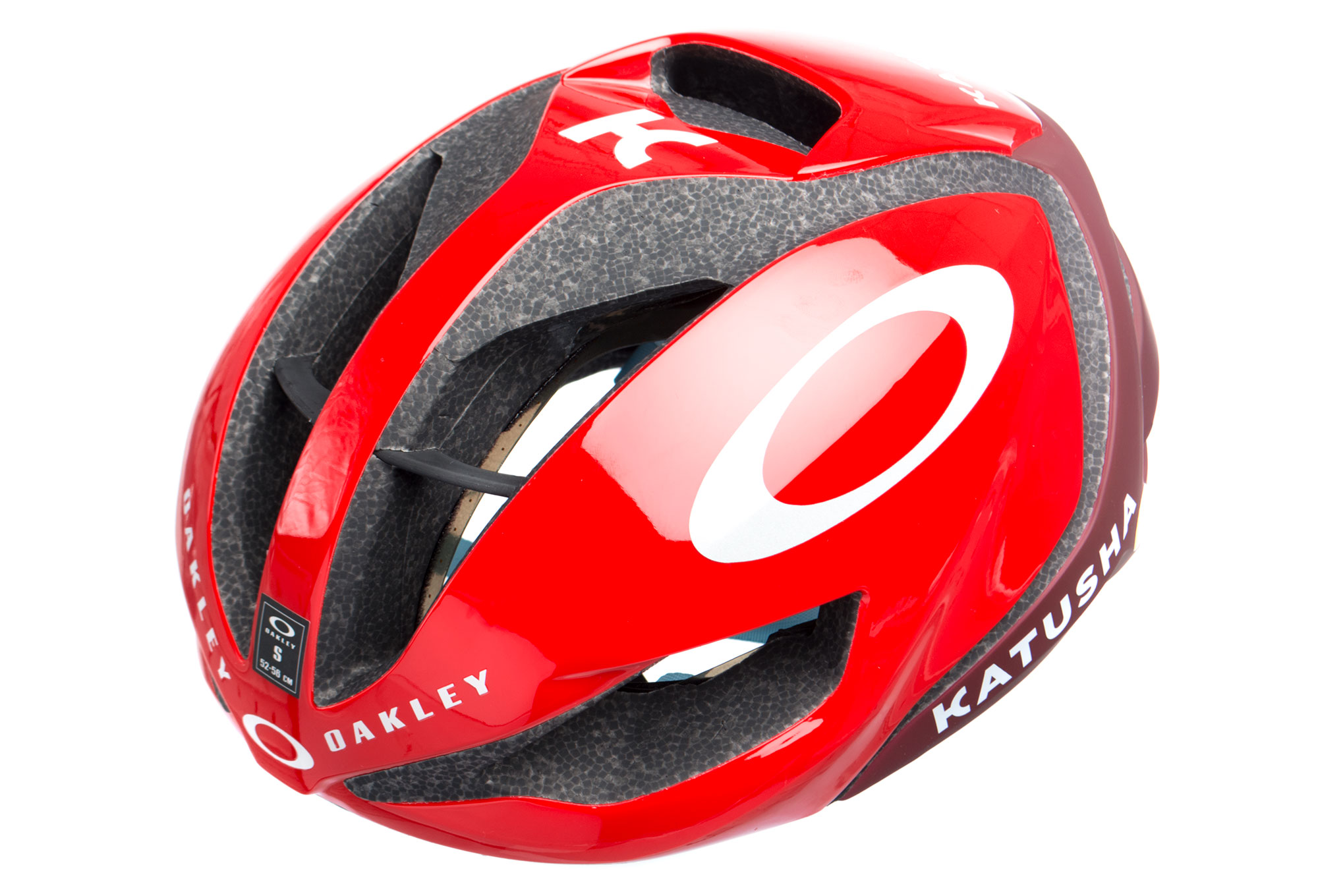 62a7338825 Oakley Helmet ARO5 Mips Team Katusha Alpecin Rouge