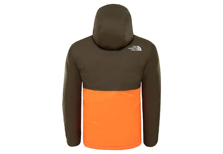 e1a0621881 Veste De Ski The North Face Y Snowquest Plus Green | Alltricks.com