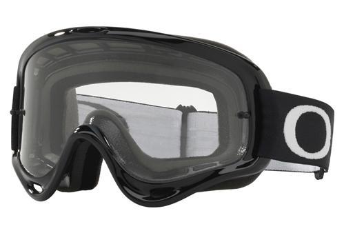 1ca5cff78f Oakley O-Frame Mask MX Clear Jet Black   Ref. OO7029-53