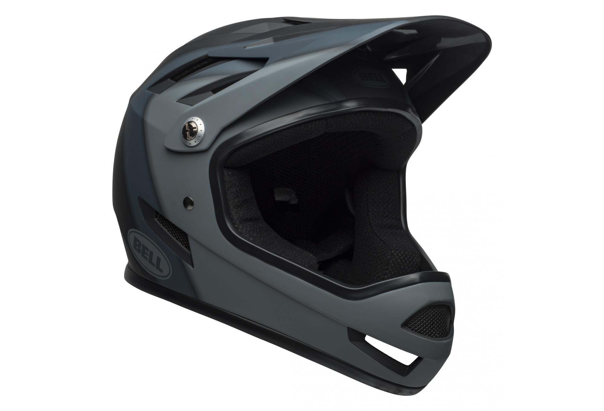 Bell Full Face Helmet >> Bell Sanction Full Face Helmet Precences Matt Black 2019 Alltricks Com
