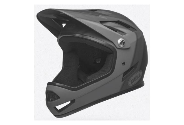 4d94d92eaa5 Bell Sanction Full Face Helmet Precences Matt Black 2019