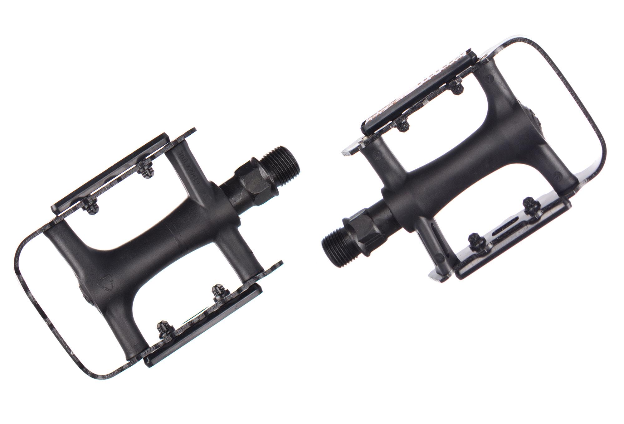 NEATT MTB Alloy cage flat pedals | Alltricks.com